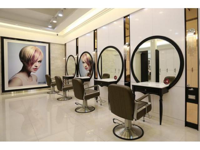 Modern Hair Salon in North Toronto - 1/1