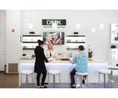 DMK skincare retail & service boutique