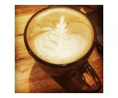 Unique licensed coffee shop in Cochrane