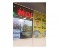 Well established business of payday loan is for sale