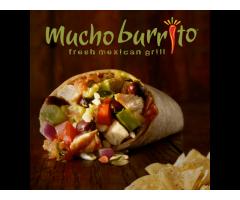 Mucho Burrito Franchise