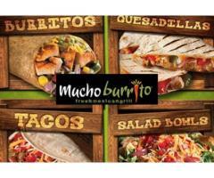 Popular Mucho Burrito Franchise