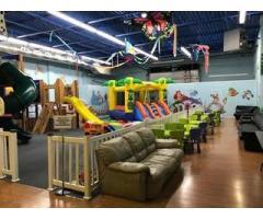Fun Filled Kids Indoor Playground